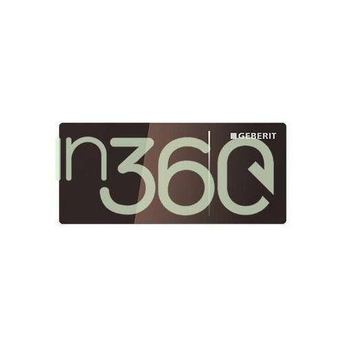 omega70 przycisk uruchamiający, zdalny, meblowy, umbra 115.083.sq.1 marki Geberit