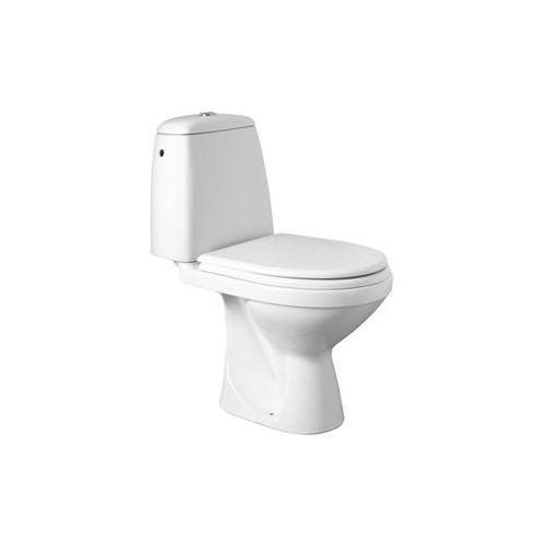 Kompakt wc solo odpływ pionowy 3/6 l + deska marki Koło