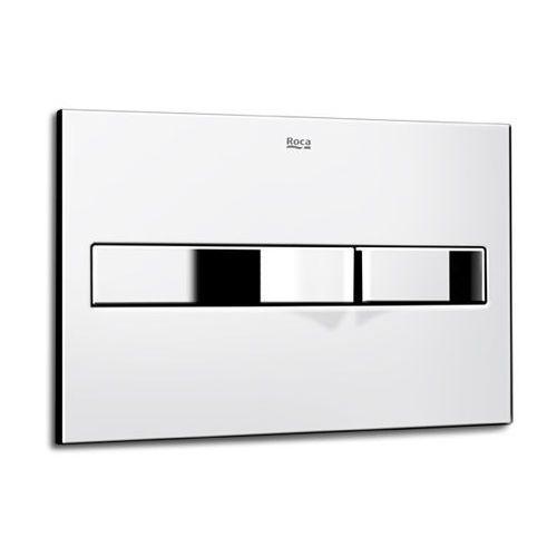 ROCA PL2 Przycisk z funkcją 3/6l, chrom A890096001, A890096001
