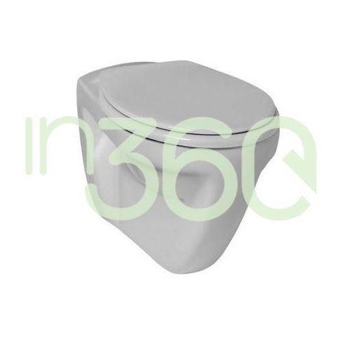 Ideal Standard Eurovit Plus miska WC wisząca z półką biała V340301