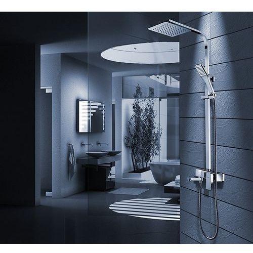 Zestaw prysznicowy z wylewką dolną navaro marki Rea