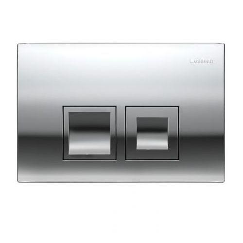 Geberit delta50 przycisk uruchamiający przedni do spłuczek podtynk. up100, chrom błyszczący 115.135.21.1