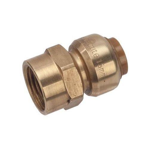 Złączka nasuwna push 15 mm 1/2 gw marki Yorkshire