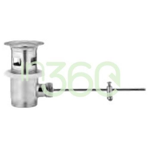 syfon umywalkowy, zestaw odpływowy do baterii umywalkowych g 1 1/4 7526005-00 marki Kludi