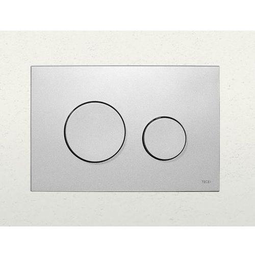 Tece przycisk spłukujący TeceLoop biały, przycisk chrom połysk 9240627