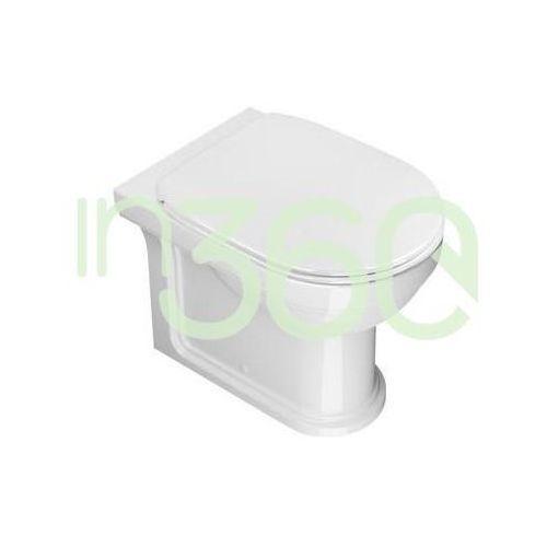 Catalano canova royal miska wc stojąca 53x36 +śruby mocujące (z508788) biała 1vpcr00