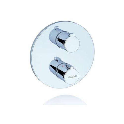 Bateria Ravak Bateria termostatyczna podtynkowa bez przełącznika te 062.00 (produkt poekspozycyjny) X070048