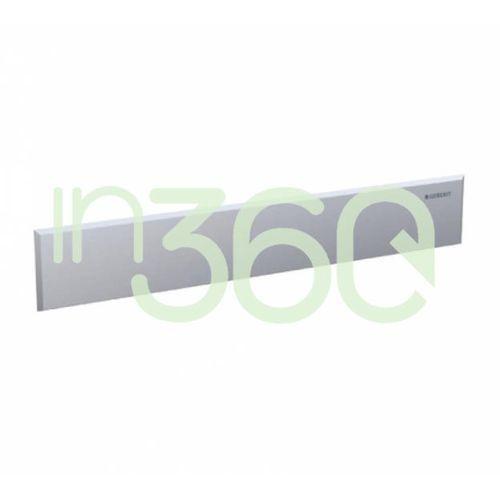 zestaw wykończeniowy do odpływów ściennych, stal nierdzewna 154.336.fw.1 marki Geberit