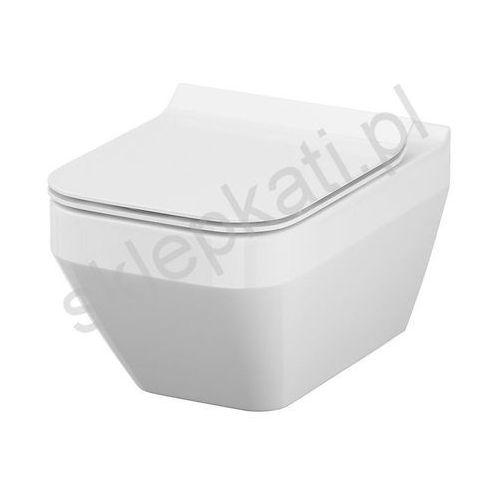 crea miska wc clean on (prostokątna) k114-016 marki Cersanit