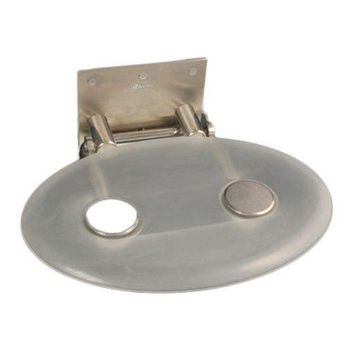 Ravak siedzisko ovo p- przeźroczyste do kabin prysznicowych b8f0000000 (8595096847742)