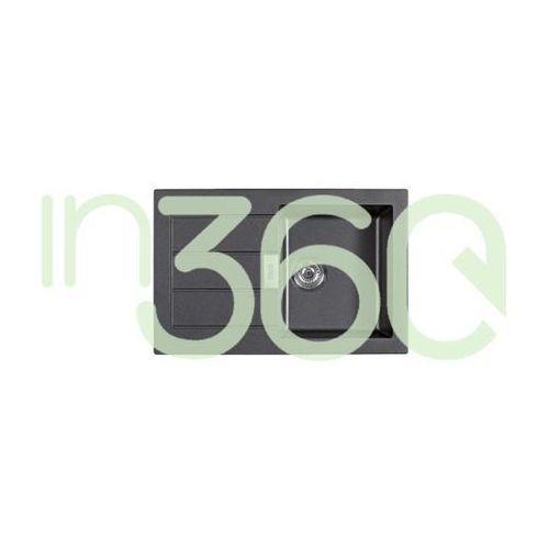 sirius sid 611-78 zlewozmywak wbudowywany tectonite onyx 114.0181.973 marki Franke