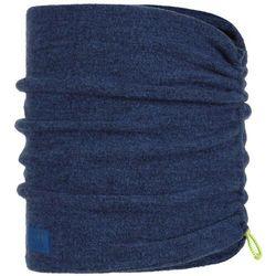 Buff merino wool fleece komin, niebieski 2021 chusty wielofunkcyjne (8428927420305)