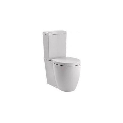 GSI Panorama kombi Big Miska WC stojąca 65x37,5cm biała 661511