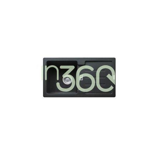 Franke Strada SAG 614-78 zlewozmywak wbudowywany Fragranit+ Onyx 114.0320.329