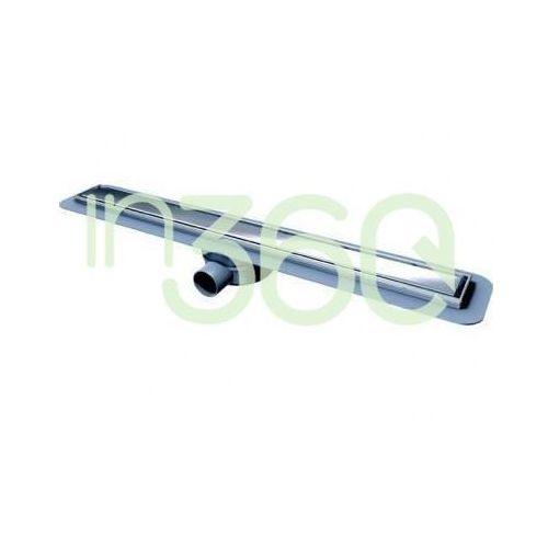 Kessel Linearis kompletny odpływ liniowy, stal/nierdz L=850 mm 45600.64