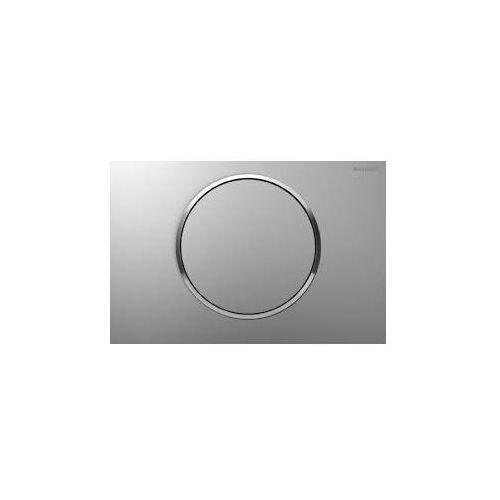Geberit przycisk sigma 10 chrom/chrom mat 115.758.kh.5