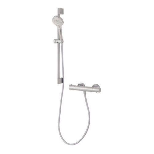 Zestaw prysznicowy crometta vario 2-funkcyjny z baterią termostatyczną marki Hansgrohe