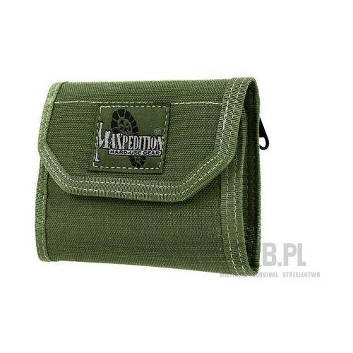 Portfel Maxpedition 0253G C.M.C. Wallet OD Green, 0253G