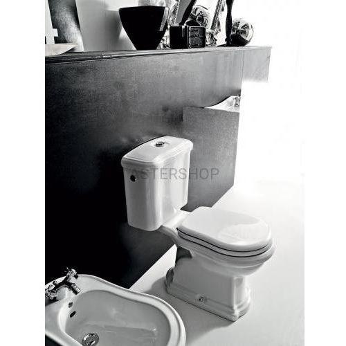 Kerasan Retro kompakt wc kombi odpływ poziomy 101301/108101