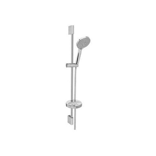 Invena astri drążek prysznicowy ze słuchawką au-67-001-k