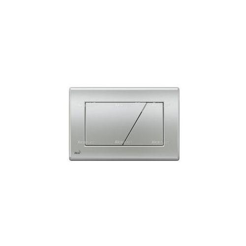 Alcaplast m172 przycisk, chrom mat