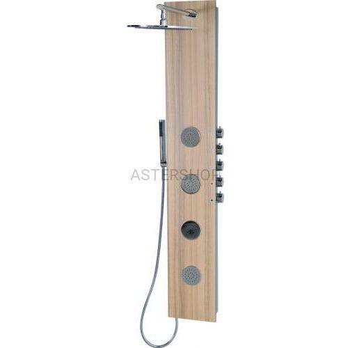Panel prysznicowy 5side kokos 80212 marki Sapho