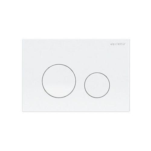 Przycisk do zestawu podtynkowego Massi ENCO MSST-P01 biały