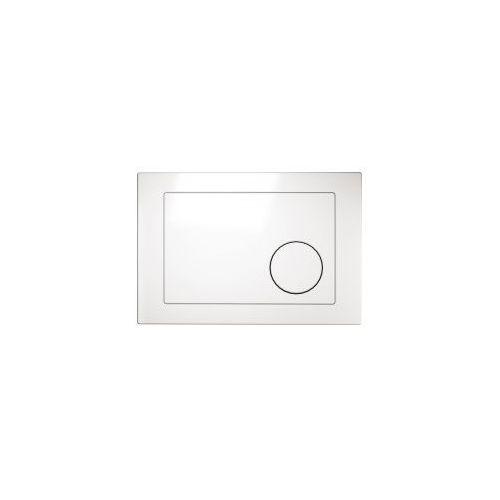 CERSANIT LINK Przycisk kółko, biały K97-089, K97-089