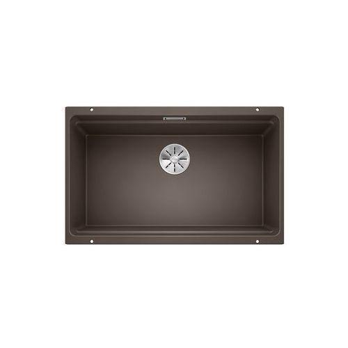 etagon 700-u silgranit puradur kawowy, infino, szyny - kawowy marki Blanco
