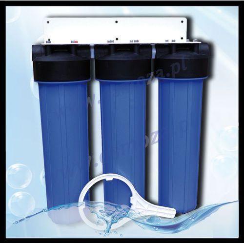 "Filtr wody 3xBigBlue 20"" do usuwania żelaza, GW-O0089"