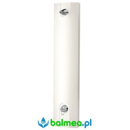 Panel prysznicowy naścienny FRANKE z tworzywa mineralnego z dźwignią regulacji temperatury (7612982175787)