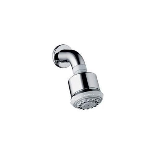 classic shower głowica prysznicowa clubmaster z ramieniem prysznicowym 27475000 marki Hansgrohe