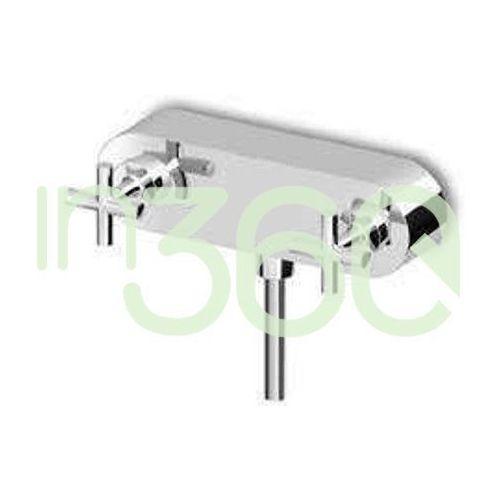 isysystem bateria natryskowa naścienna, wyjście 1/2 zd3858 marki Zucchetti