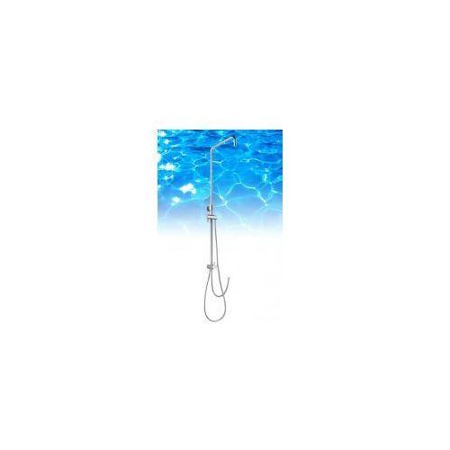 OMNIRES DARLING Uniwersalny system prysznicowy, chrom DA5004