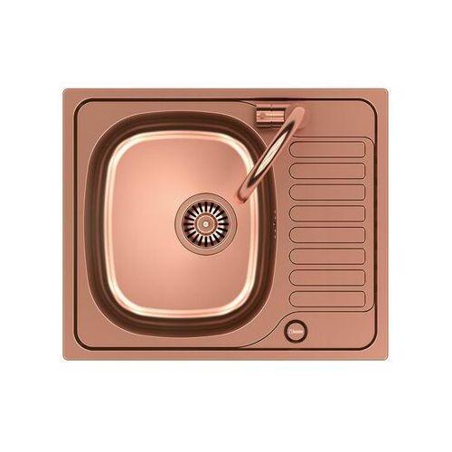 Zlewozmywak stalowy CALVO QUADRON (5903242532054)