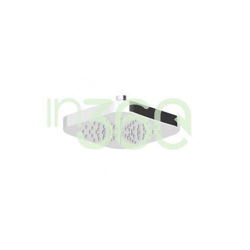 Zucchetti Jingle deszczownica natryskowa ABS z systemem zapobiegającym osadzaniu się kamienia chrom Z94183