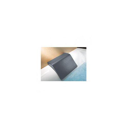 Koło clarissa zagłówek do wanny, grafitowy sp006