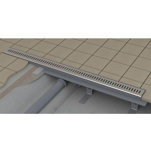 Odpływ liniowy RAVAK Zebra 850 - tworzywo sztuczne X01434, X01434