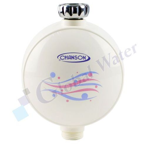 Global water Spa shower filter - skuteczny filtr prysznicowy