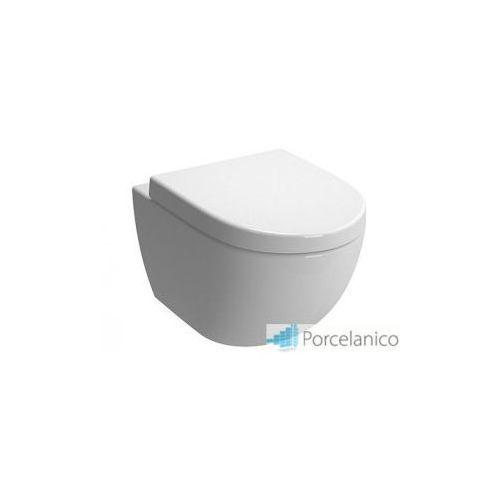 VITRA SENTO - MISKA WC WISZĄCA 4448B003-0075 (miska i kompakt WC)