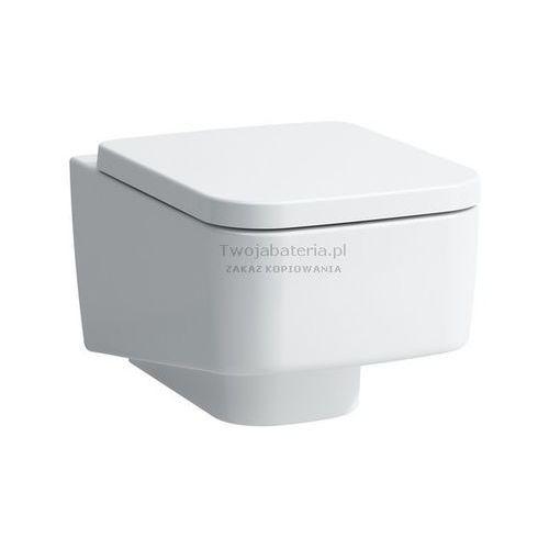 Laufen Pro S miska WC wisząca Rimless bez powłoki H8209620000001