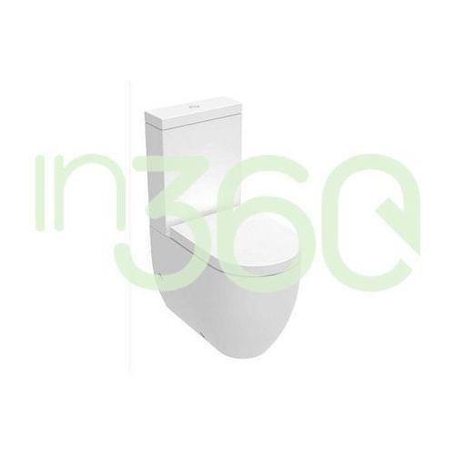 flo miska wc kompaktowa biały 311701 marki Kerasan