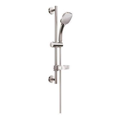 Ideal standard ideal rain cube zestaw natryskowy ze słuchawką trzyfunkcyjną na drążku m 60 cm chrom b0008aa