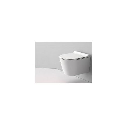 Pozostali Sonet rimless slim miska wc wisząca + deska wolnoopadająca