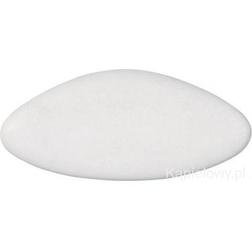 Polysan Star zagłówek do wanny biały 250070