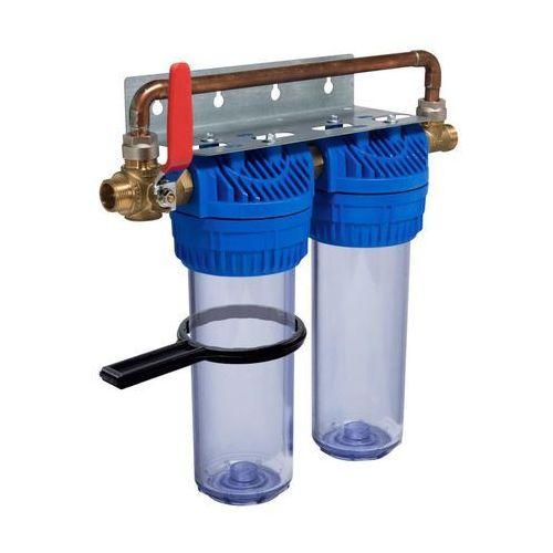 Zestaw filtrujący 2-stopniowy 66 l/min marki Equation