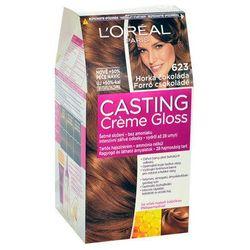 L´Oreal Paris Casting Creme Gloss 1szt W Farba do włosów 603 Chocolate Caramel, kolor czekolada