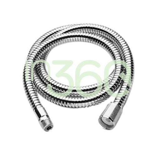 wąż prysznicowy do baterii wannowych w podwójnym oplocie 1,70 m chrom 9134881 marki Tres