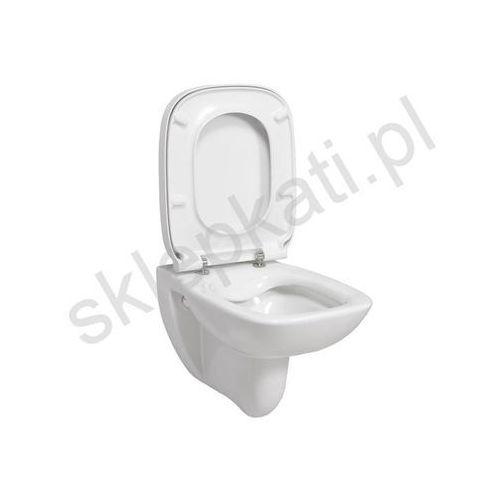 debba rimless miska wc podwieszana biała a34699l000 marki Roca