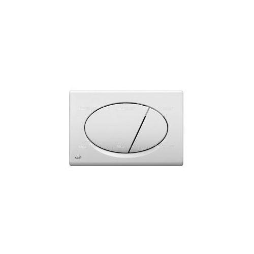 ALCAPLAST M70 Przycisk, biały